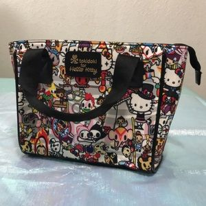 Hello Kitty x Tokidoki  Lunchbag